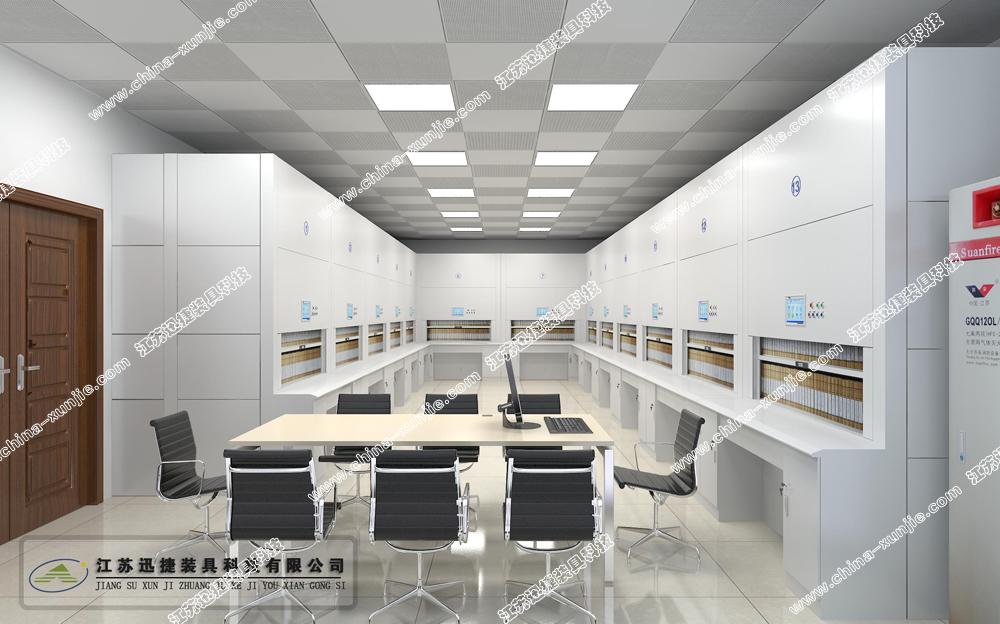 广西某公安局数字化存储设备