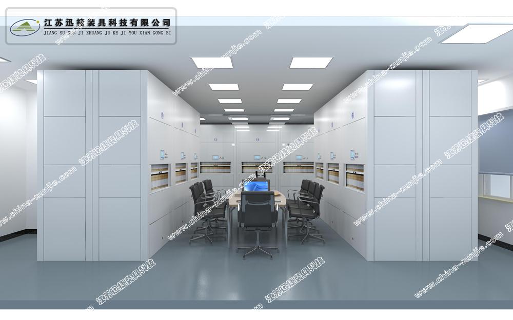 北京某政府部门数字化存储设备