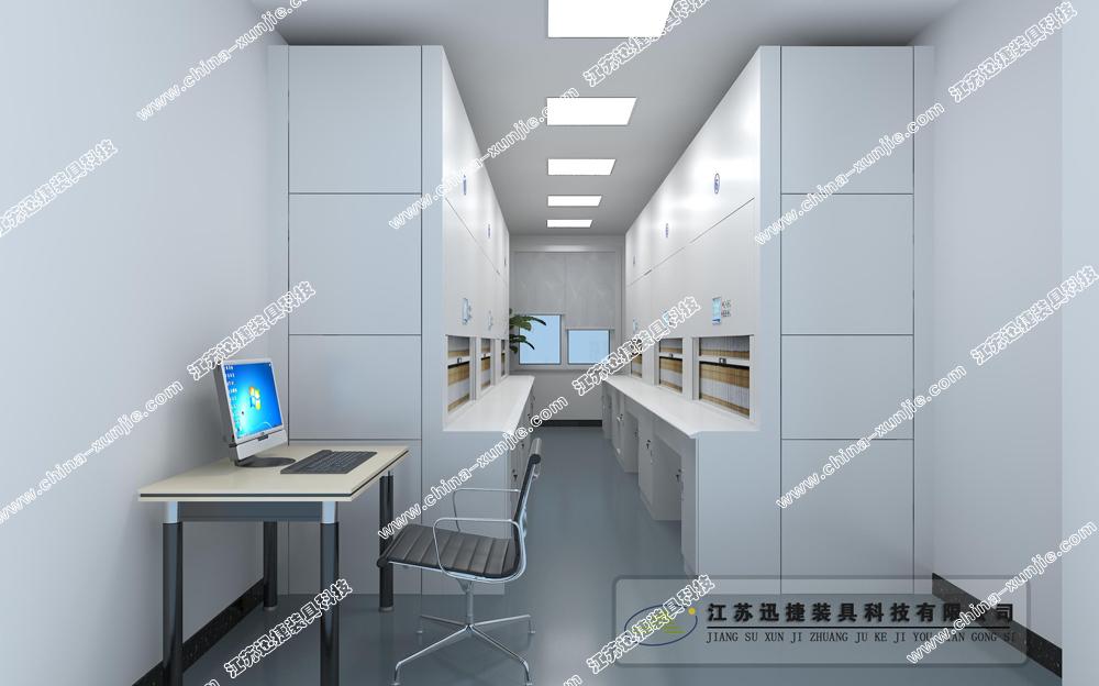 某法院文书资料智能档案柜